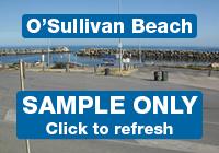O'Sullivans Beach Boat Ramp webcam